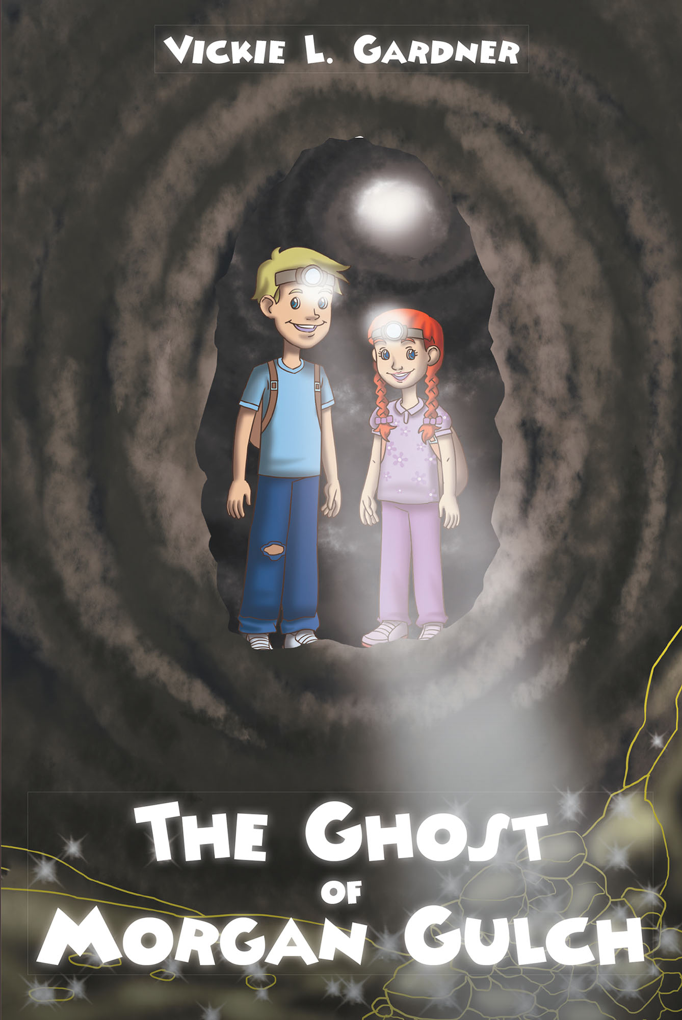 The Ghost of Morgan Gulch by Vickie L. Gardner