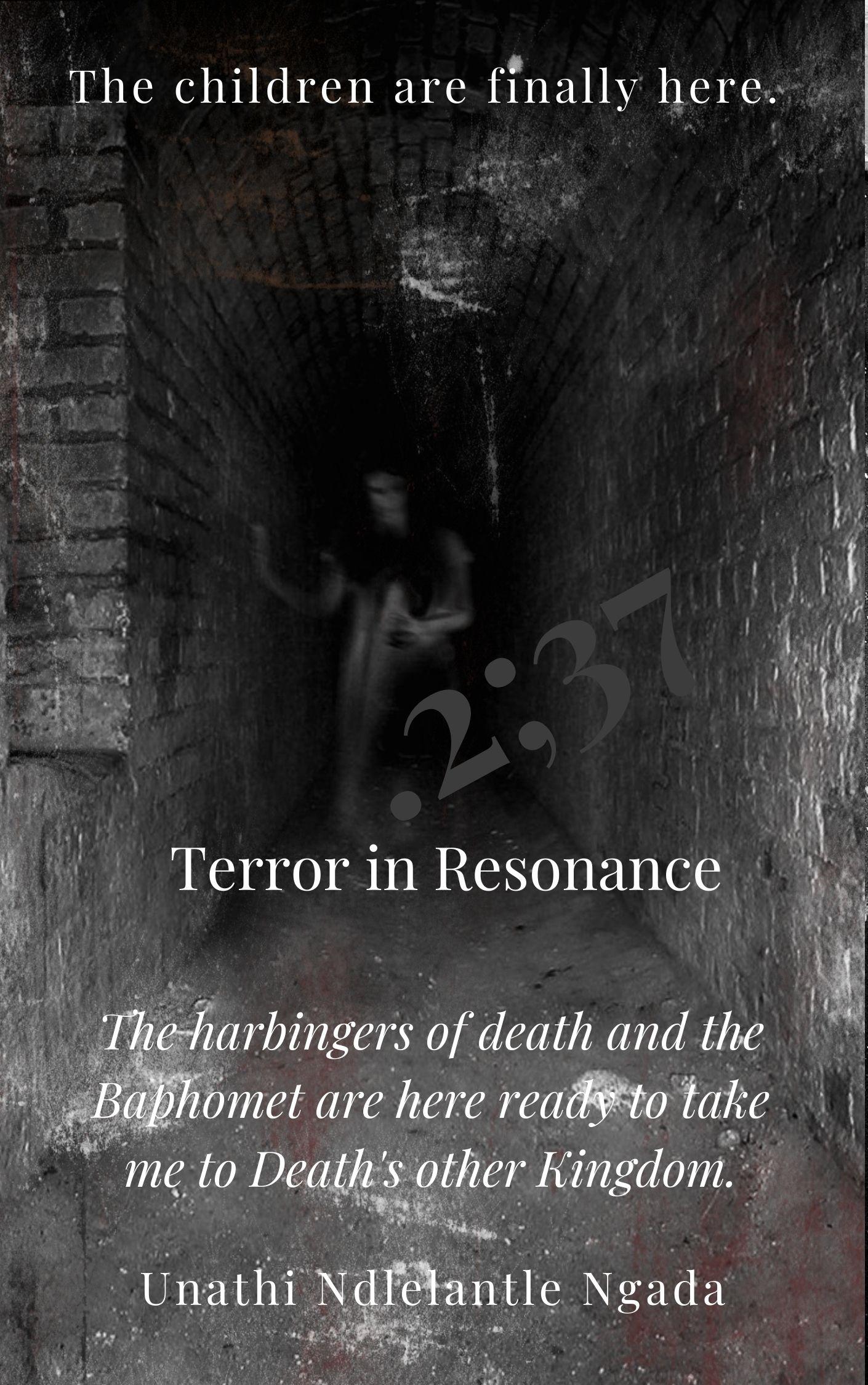 The Author behind '2.37: Terror in Resonance'
