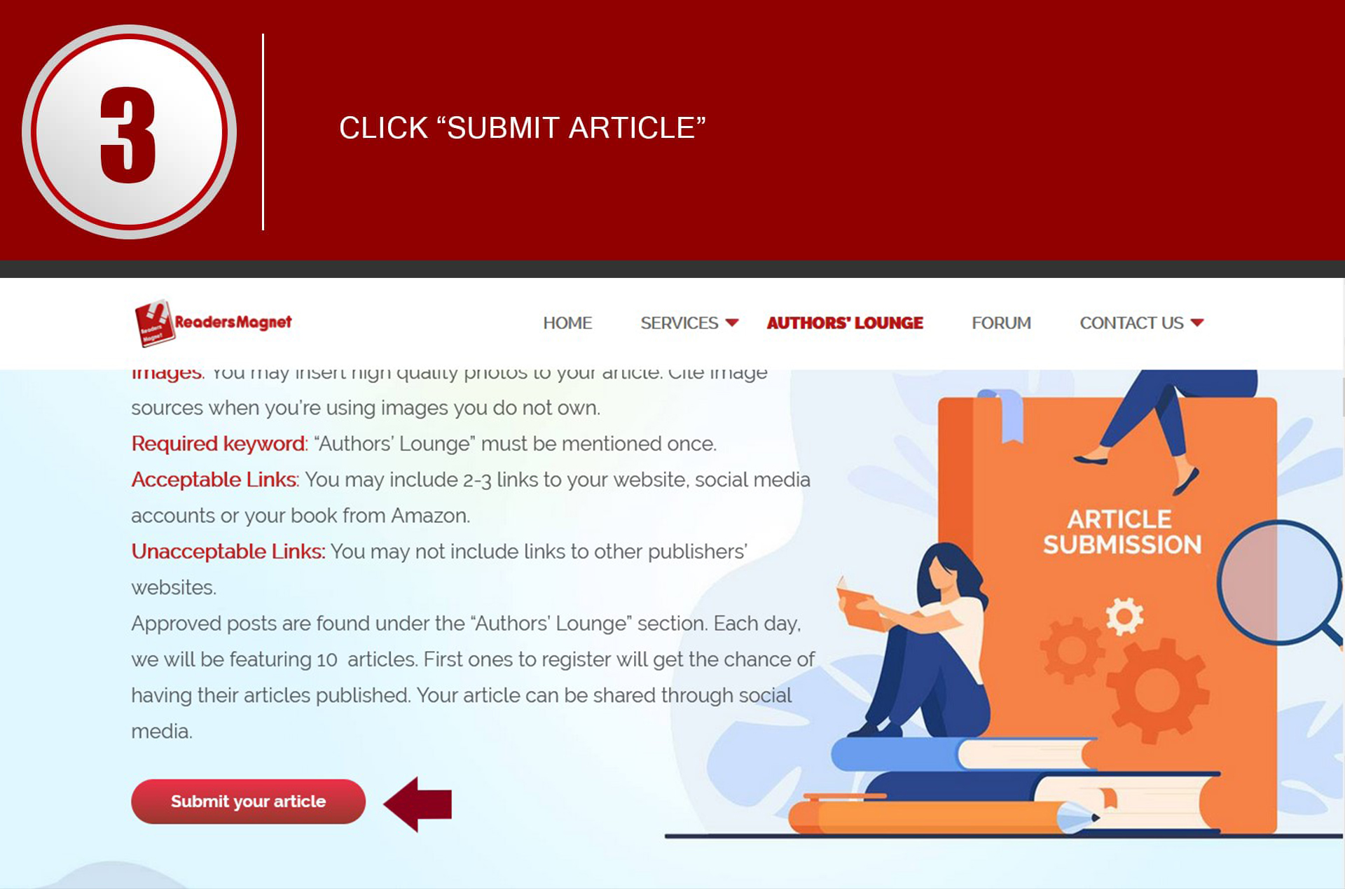 Step-3-how-to-submit-an-article-with-readersmagnet.club