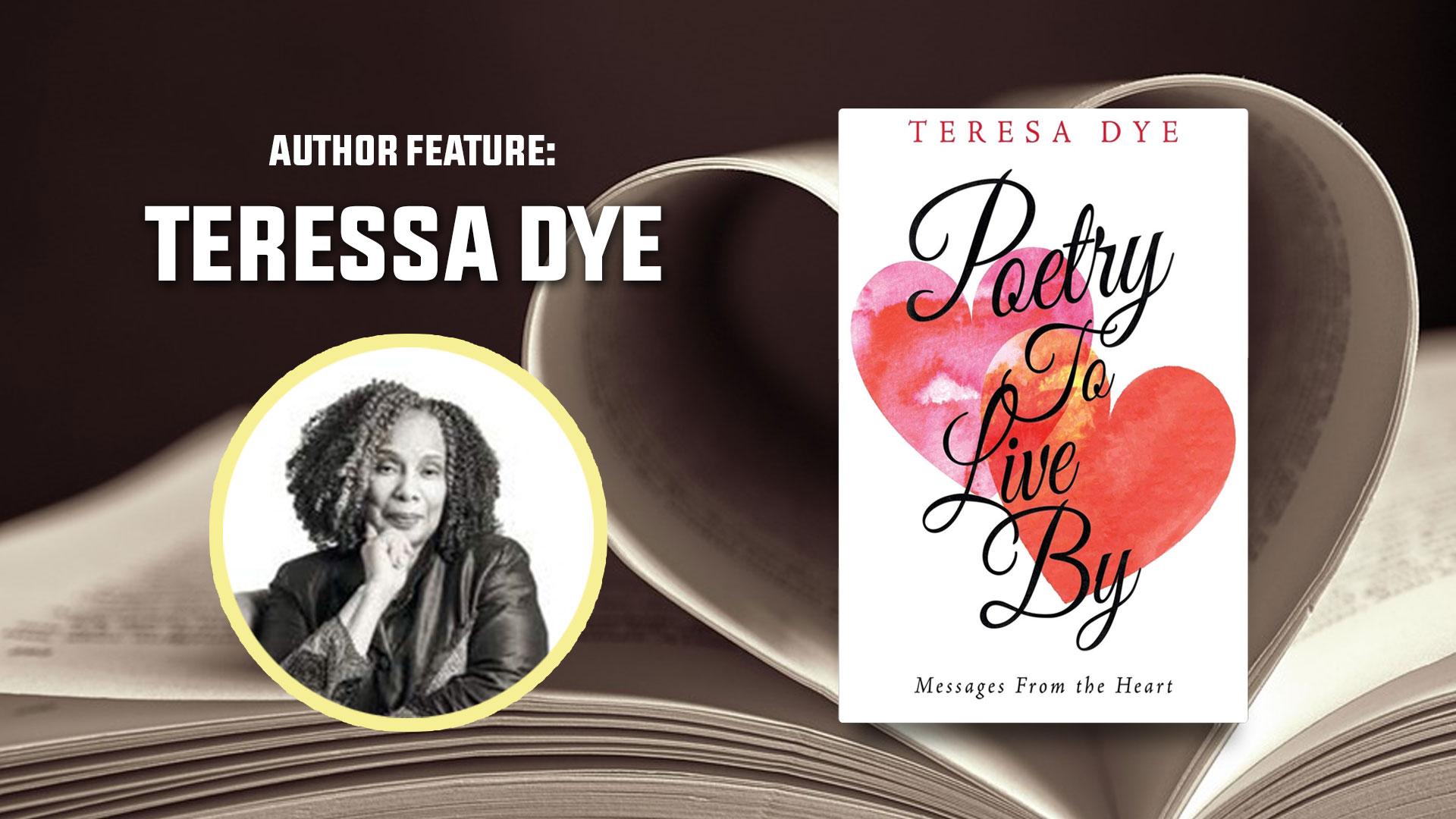 Author-featue-Teressa-Dye banner