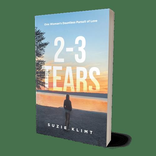 2 - 3 Tears by Suzie Klimt