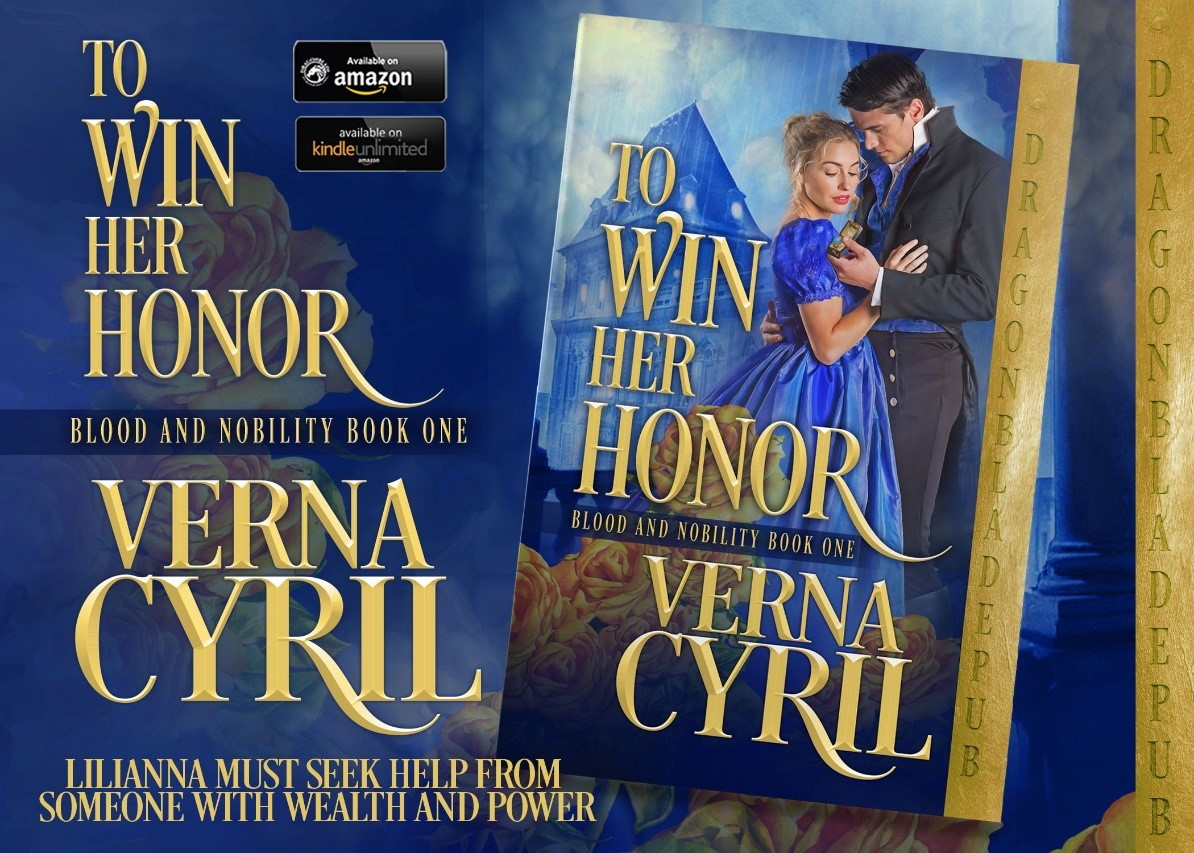 To Win Her Honor byVerna Cyril